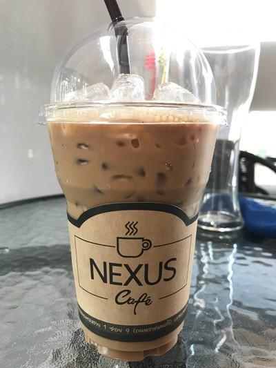 กาแฟสดรสชาติเข้มข้น