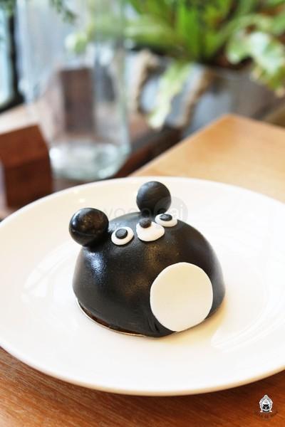 Chocolate Mousse Bear