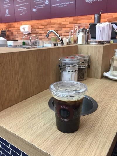 True Coffee CentralPlaza Salaya ชั้น 2