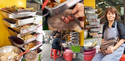 เล็กแต่รวย! อี๊ดคอนโด ร้านข้าวแกงที่เล็กที่สุดในโลก อยู่ที่ประตูน้ำ