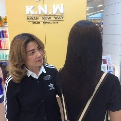 K.N.W.  Kwan New Way (ขวัญนิวเวย์) เซ็นทรัลแจ้งวัฒนะ ชั้น3