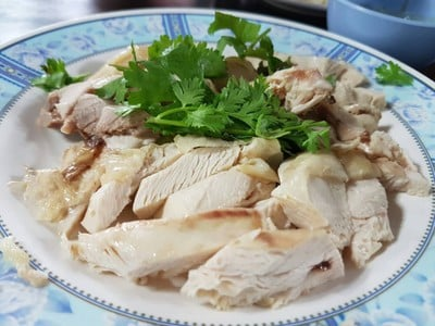 ข้าวมันไก่แม่ประนอม 2 (KHAOMANKAI MAE PRANOM 2 RESTAURANT) ท่าปรง