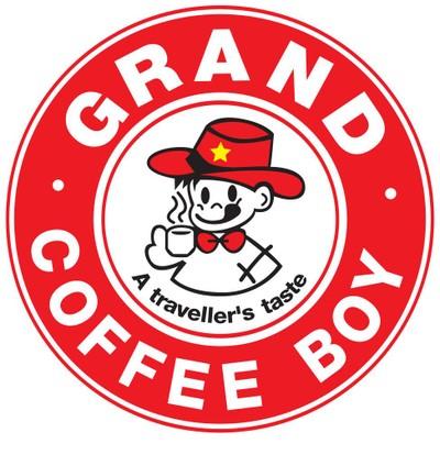 GRAND COFFEE BOY เอสโซ่ บางพูน