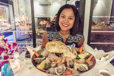 seafood .