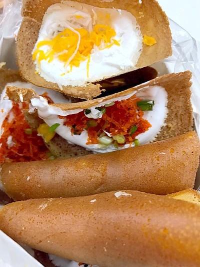 ขนมเบื้อง-โตเกียว สูตรโบราณ ตากะยาย