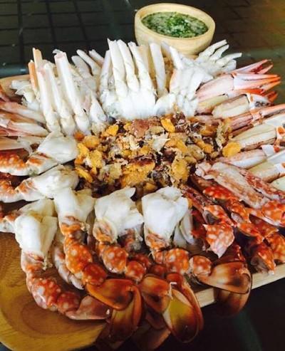 ม้าน้ำซีฟู้ด เดลิเวอรี่ (Manam Seafood Delivery) รังสิต-ปทุมธานี