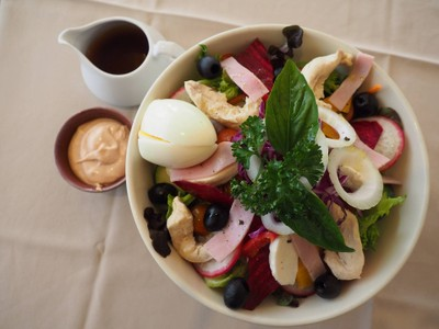 Chef's Salad .