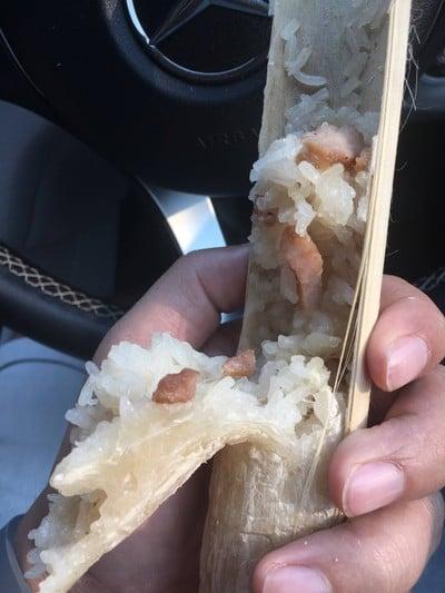 ข้าวหลามหนองหอย