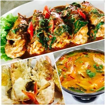 บ้านตาซีฟู้ด (Banta seafood)