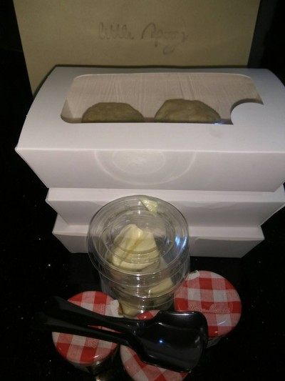 Butter Scone