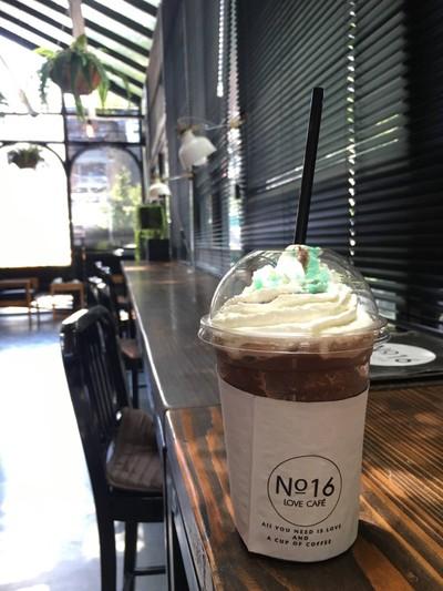 No.16 Love Cafe'
