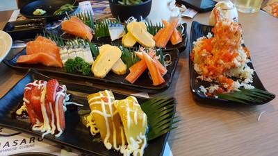 Masaru Japanese Cuisine (มาซารุ) โคราช
