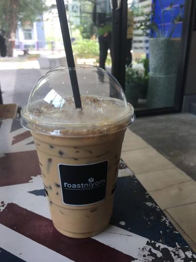 Iced Espresso .