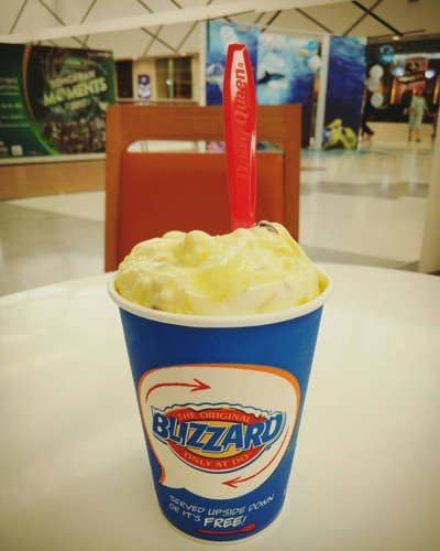 Dairy Queen Central Plaza Lampang