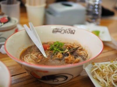 ก๋วยเตี๋ยวสล่าเงิน (Sala neung noodle)