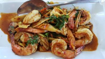 จันทรโภชนา (Junn Restaurant) ถนนมหาราช