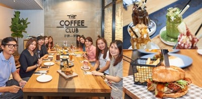 Wongnai Chonburi Top User Party #16 The Coffee Club พัทยาเหนือ