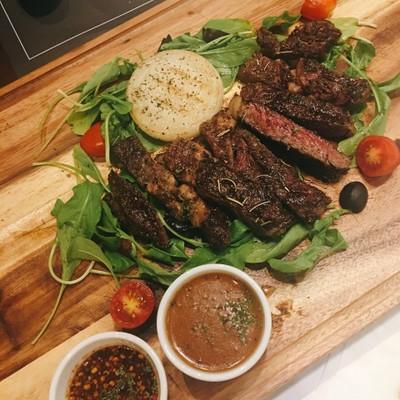Rib Eye Australian Beef
