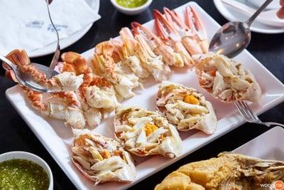 Laemcharoen Seafood (แหลมเจริญ ซีฟู้ด) เซ็นทรัล เฟสติวัล อีสต์วิลล์