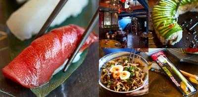 หลงเสน่ห์บรรยากาศสุดคลาสสิกและอาหารญี่ปุ่นฟิวชัน @IN THE MOOD FOR LOVE