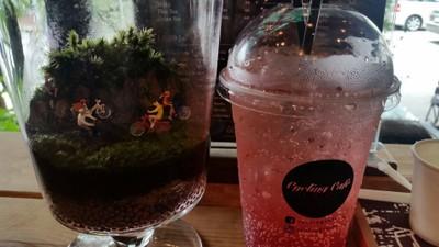 Italian Soda - Strawberry