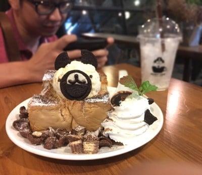 Husky Café (ฮัสกี้คาเฟ่) Khon Kaen