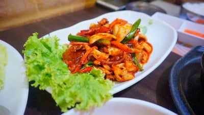 Mashitta Korean Restaurant (มาชิตตะ)