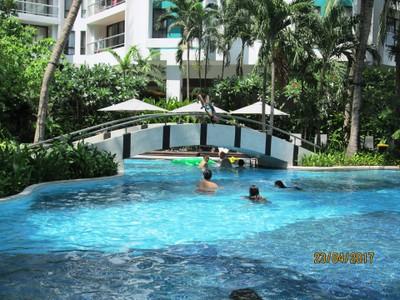 Fitness Center โรงแรม Chatrium Residence Sathorn, Bangkok