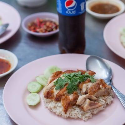 จารุวรรณข้าวมันไก่ (CHARUWAN KHAO MAN KAI RESTAURANT)