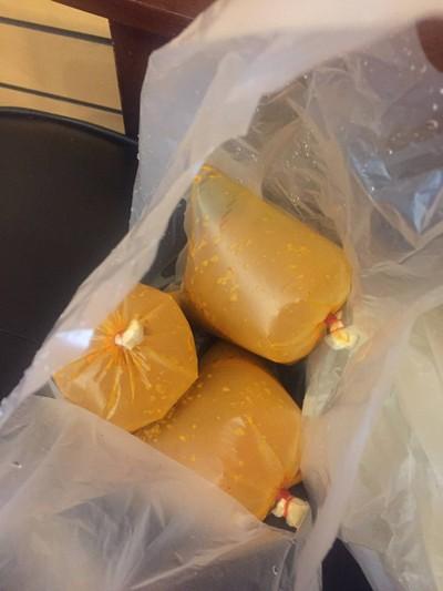 ขนมจีนน้ำยาปูบ้านบึง (น้ำยาเข้มข้นปูก้อนสดๆ) ชุด S สำหรับ 1 ท่าน
