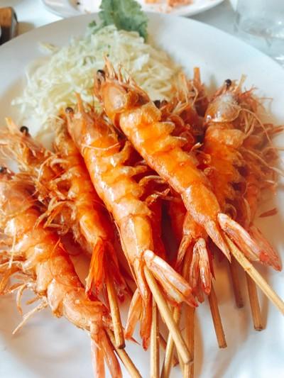 เรืองฤทธิ์ ซีฟู้ด (Ruengrit Seafood) ถนนบางขุนเทียน-ชายทะเล