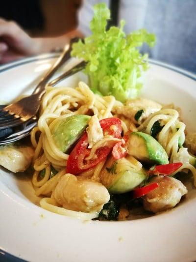 Baan Thatien Cafe