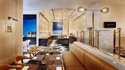 BlueSpice Dining Room Grande Centre Point Sukhumvit 55