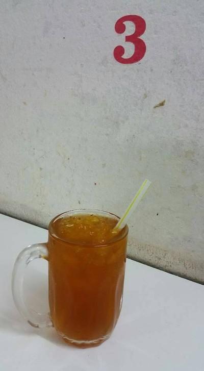 น้ำชาจีนเย็น