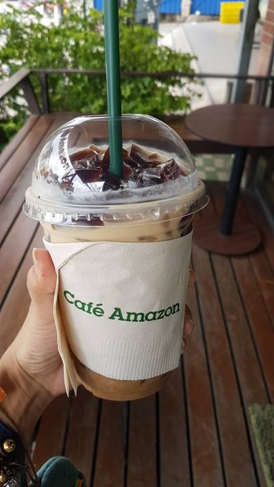 Cafe Amazon โรงพยาบาลพระนครศรีอยุธยา