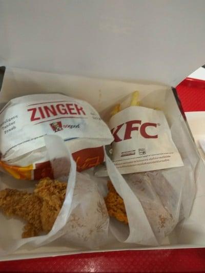 KFC (เคเอฟซี) บิ๊กซีสมุทรสงคราม