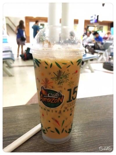 Cafe' Amazon สนามบินเชียงใหม่