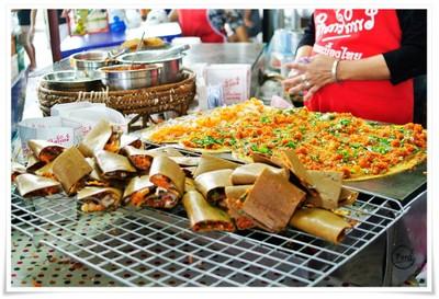 สรินทร์ทิพย์ ขนมเบื้องไทย ตลาดพลู สาขาแรก ตลาดพลู