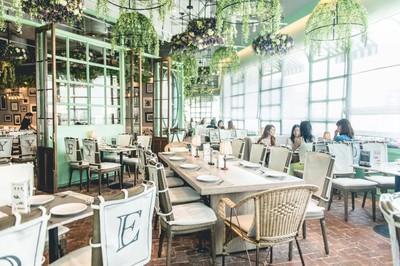 Audrey Café des Fleurs เอ็มควอเทียร์