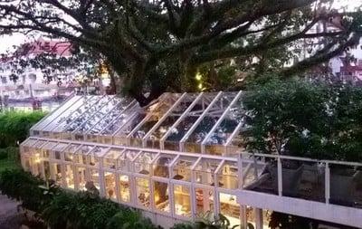 Glass House Restaurant Phuket