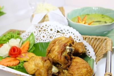 ไก่ทอดเทพา บลูนาเล