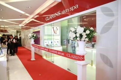 Clarins Skin Spa The Emporium