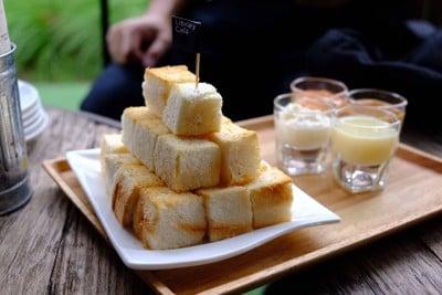 Libary Toast