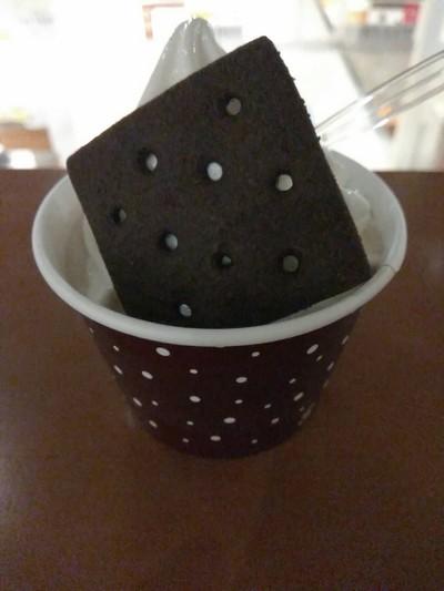 Hokkaido Milk Soft Serve Ice Cream##1