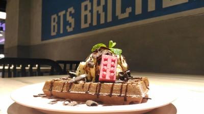 BTS X Brick Live Cafe' Show DC