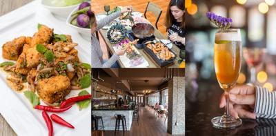 กิน ดื่ม พักครบทุกไลฟสไตล์ M.J.Gallery Café Lounge & Restaurant หัวหิน