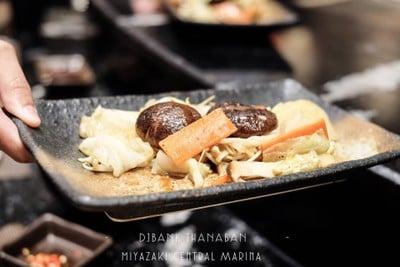 Miyazaki Japanese Teppan Dining (มิยาซากิ) Central marina