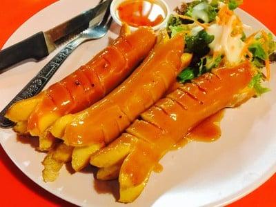 สเต็กลุงใหญ่ (Steak Loongyai) มวกเหล็ก
