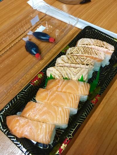 Shion - Sushi Deli ชั้น G หน้ากูร์เมต์ มาร์เก็ต