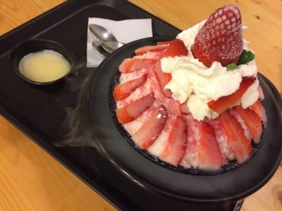 Super Shabu & The Snowcap Bingsoo 11 ฉะเชิงเทรา
